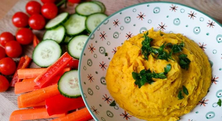 Linsen Hummus-2
