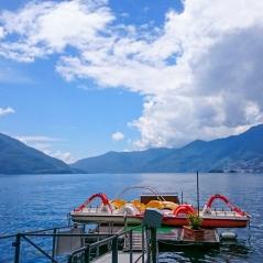 Ascona Uferpromenade
