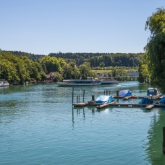 Solothurn - Aare