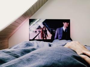 Der neue Fernseher