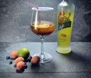 Limoncello Blueberry Cocktail
