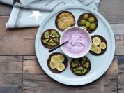 Schoko-Proteinpancakes