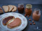 Vegane Nutella 3 Varianten