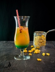 Carribean Flavour Cocktail