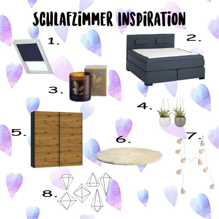 Schlafzimmer Inspiration 2