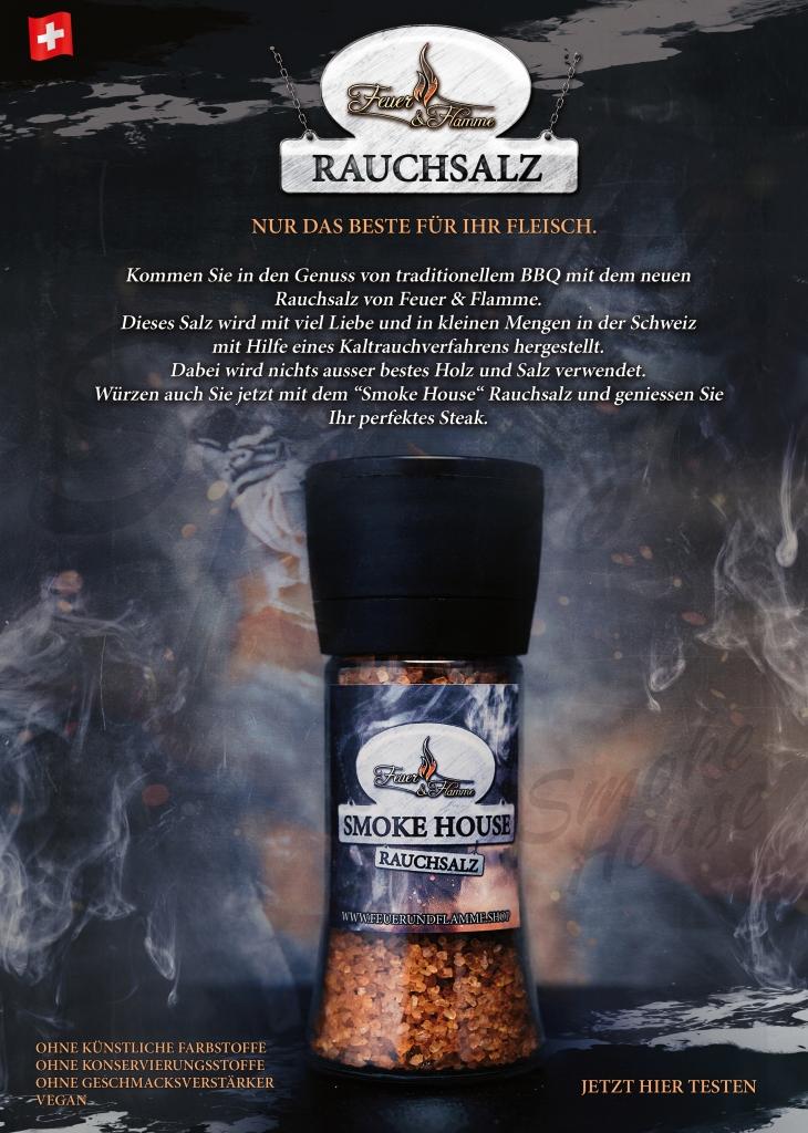 Smoke House Rauchsalz